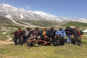 Complete Group at Beas Kund
