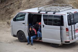 Wraveling through Bhutan