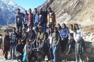 Group in Chitkul