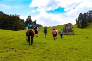 Trekking to Dayara Bugyal