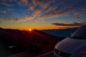 Sunset at Chopta