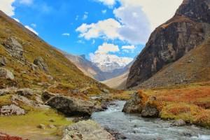 Hampta Pass Trail