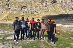 Hampta Pass Group
