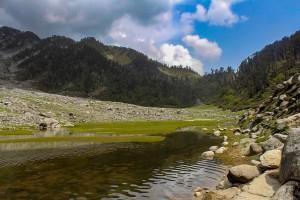 Kareri Lake Trekking