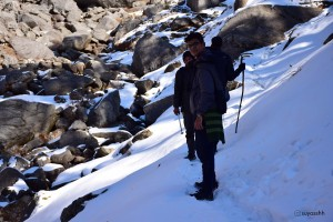 Kareri Lake Trail