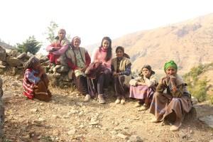Pantwari to Nagtibba Base Camp