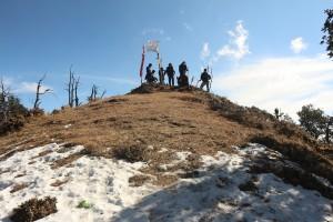 Nagtibba Summit