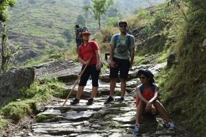 Trail to Nagtibba Base Camp