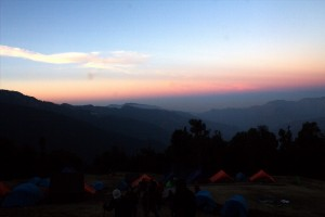 View from Nagtibba Trail