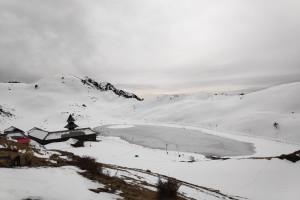 Parashar Lake in December