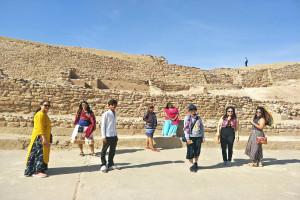 Harappan site at Dholavira
