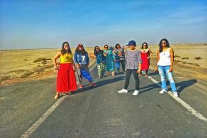 Road from Dholavira to Mandvi