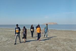 Dholavira lake