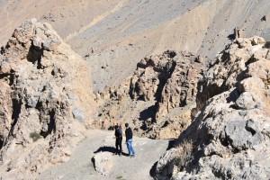 Barren Lands of Spiti Valley