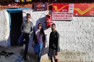 Highest Post Office in Hikkim Spiti Valley