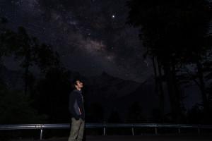 Night Sky in Spiti Valley